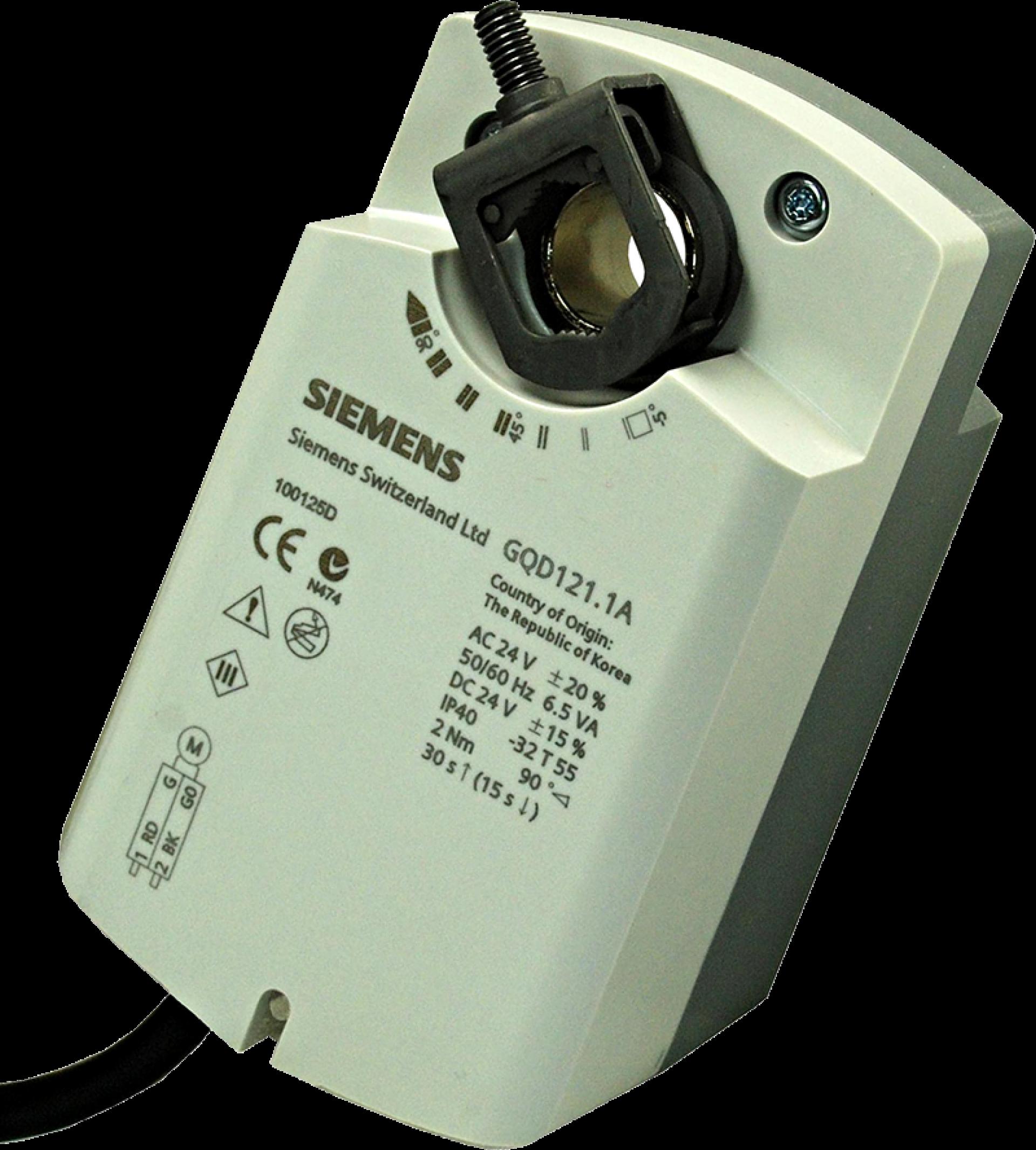 Siemens GQD121.1A купить в Новосибирске