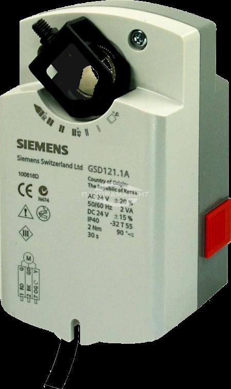 Siemens GSD121.1E